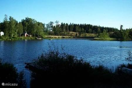 Gustafs borg natuurgebied.