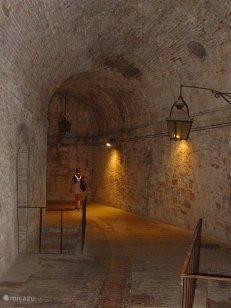 Perugia ondergronds