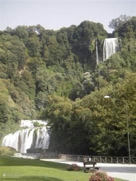 De cascadewaterval