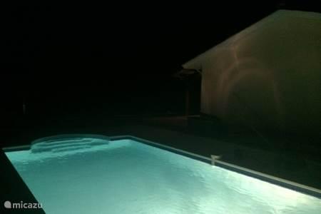 Verwarmd zwembad