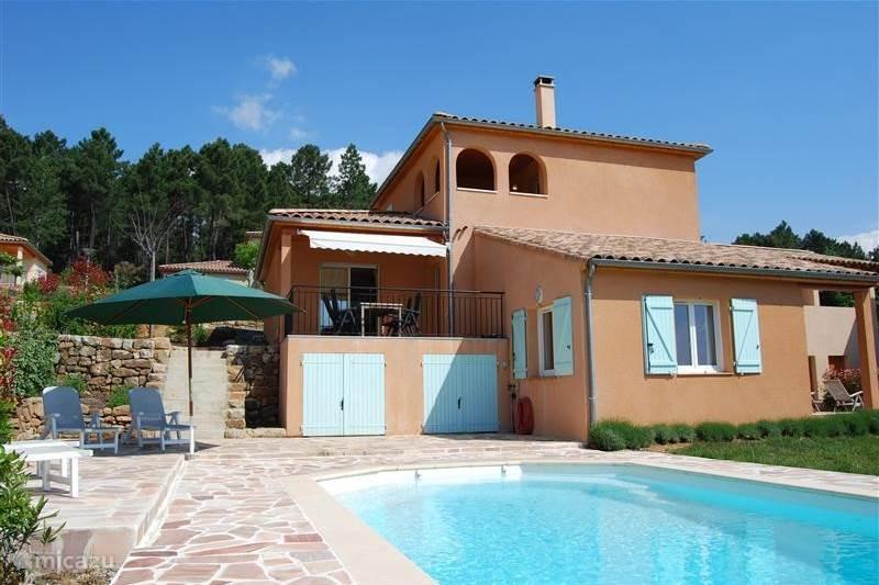 Vacation rental France, Ardèche, Joyeuse Villa Villa Duchêne