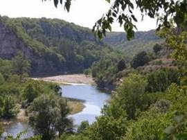 The Ardèche.