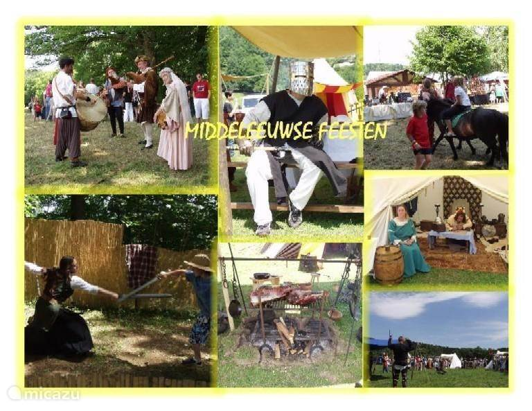 Mittelalterliche Feste