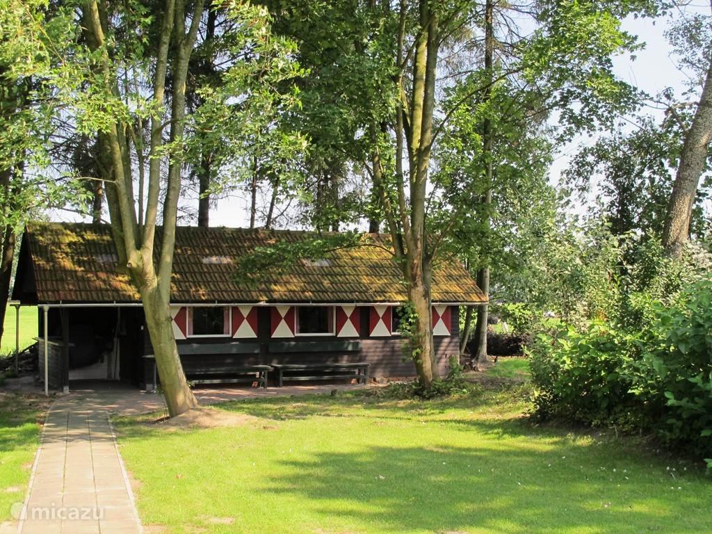 The BBQ hut
