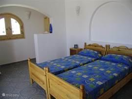 Geräumige 3. Schlafzimmer mit Klimaanlage