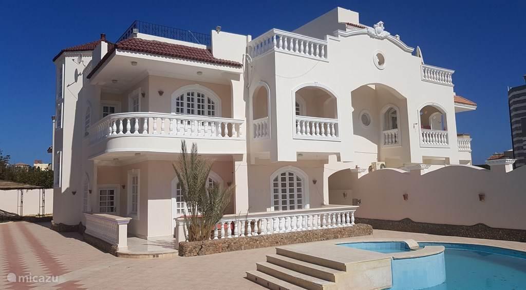 Vakantiehuis Egypte – appartement Een plek onder de zon