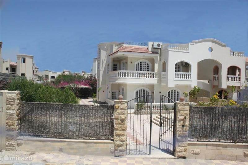 Vakantiehuis Egypte, Rode Zee, Hurghada Appartement Een plek onder de zon