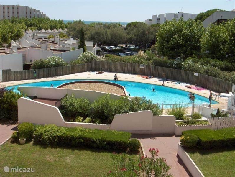 Vakantiehuis Frankrijk, Languedoc-Roussillon, La Grande-Motte - appartement La Residence du Soleil