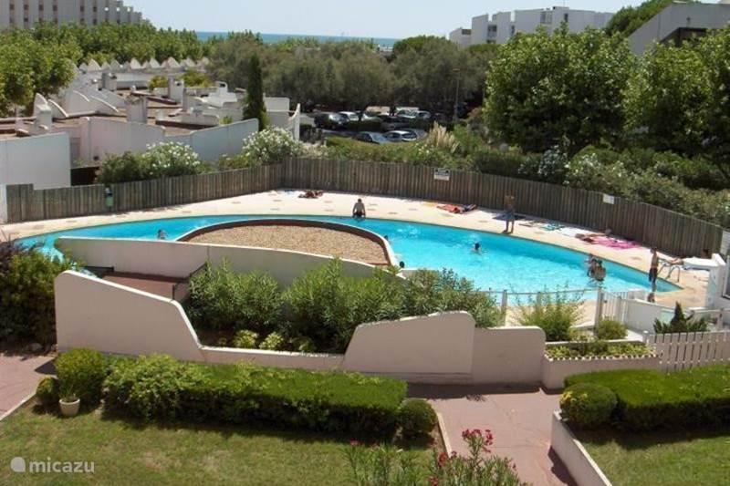 Vakantiehuis Frankrijk, Hérault, La Grande-Motte Appartement La Residence du Soleil