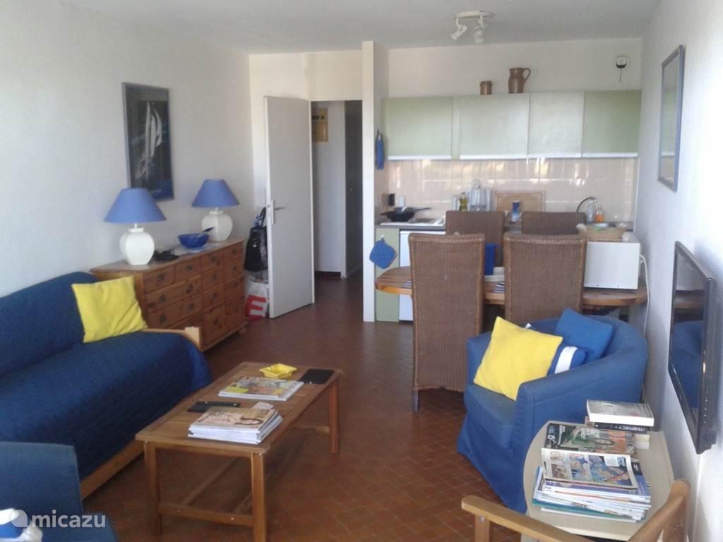 Vakantiehuis Frankrijk, Languedoc-Roussillon, La Grande-Motte Appartement La Residence du Soleil