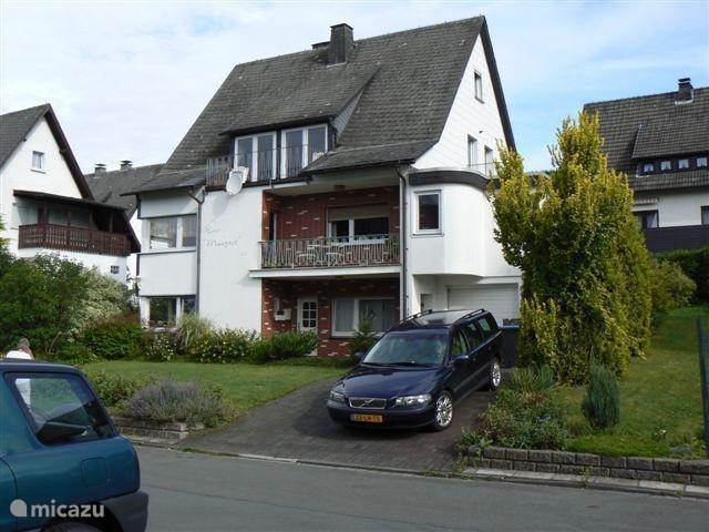 Vacation rental Germany, Sauerland, Züschen - Winterberg - apartment Margret 1