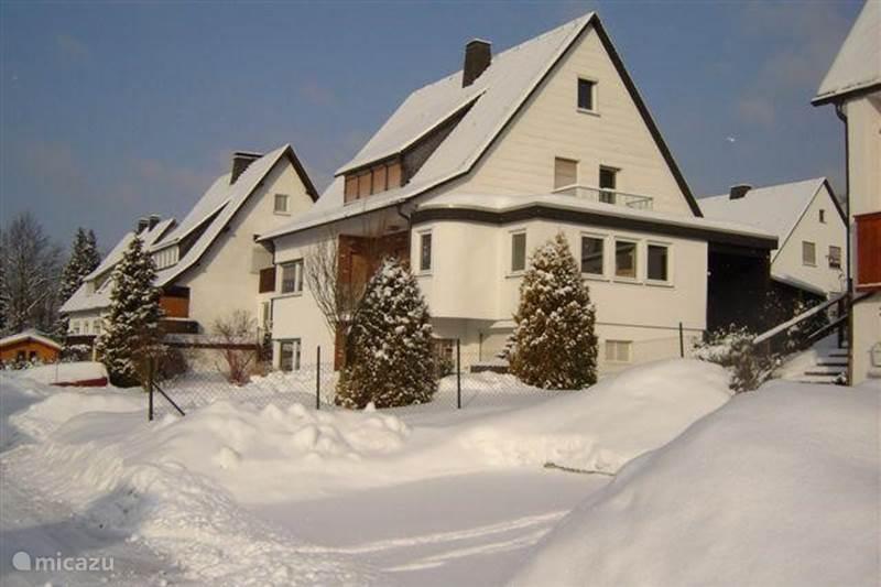 Vakantiehuis Duitsland, Sauerland, Züschen - Winterberg Appartement Margret 1
