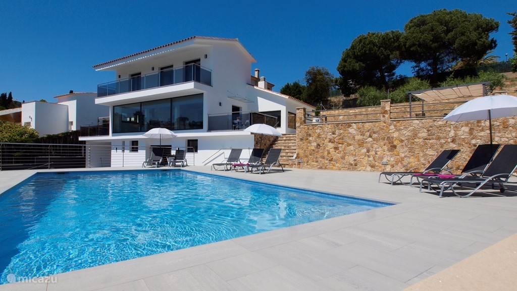 Duiken / snorkelen, Spanje, Costa Brava, Lloret de Mar, villa Villa Summertime
