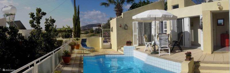 Vacation rental Cyprus, Paphos, Prodromi / policy - villa Holiday home Cyprus