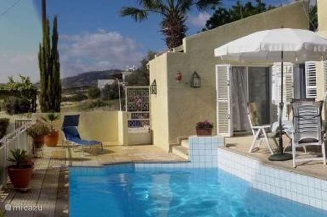 Vacation rental Cyprus – villa Holiday home Cyprus