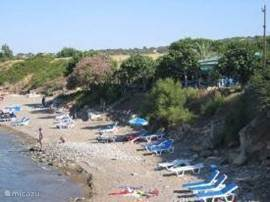beach at Takkas