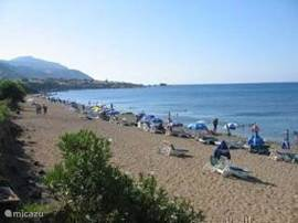 Beach in the Akamas