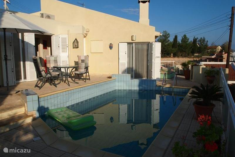 Vacation rental Cyprus, Paphos, Prodromi / policy Villa Holiday home Cyprus