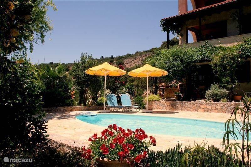 Vakantiehuis Griekenland, Kreta – appartement Spiti mas Kaïna / Ons huis Kaïna