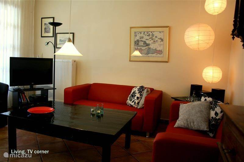Vakantiehuis Griekenland, Kreta, Kaina - Vamos Appartement Spiti mas Kaïna / Ons huis Kaïna