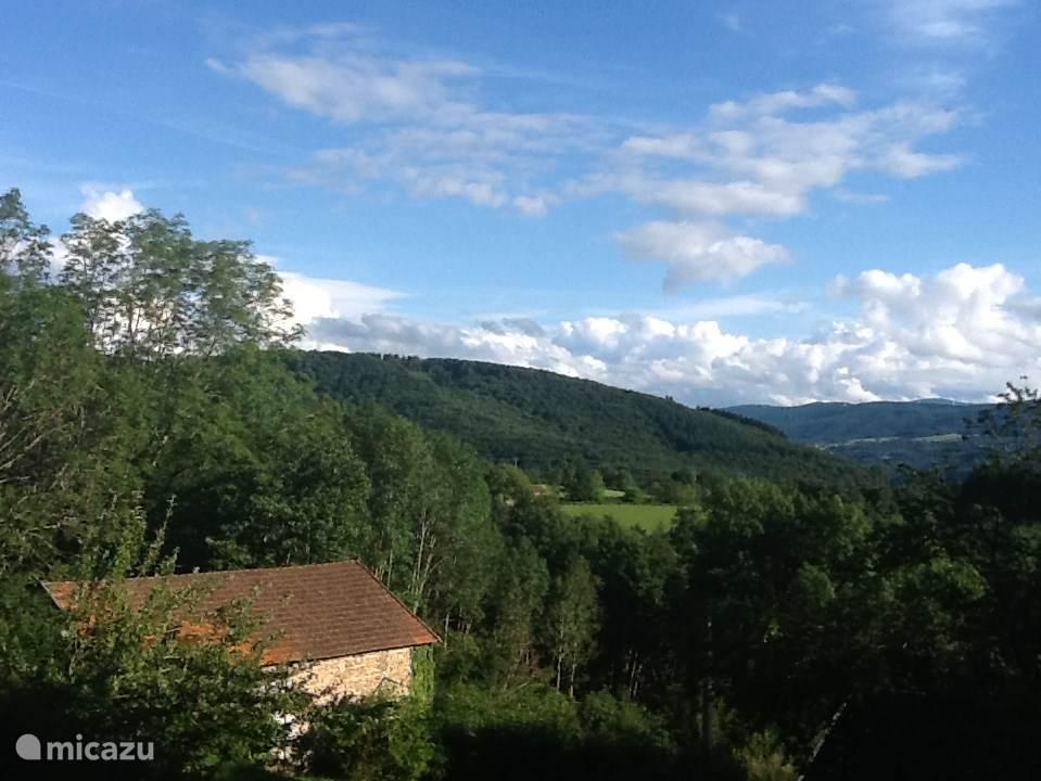 Vakantiehuis Frankrijk, Auvergne, Châtel-Montagne Gîte / Cottage Le Boursillon