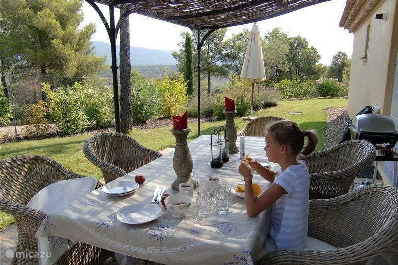 Vacation rental France, Var, La Motte Bungalow Villa St. Endréol