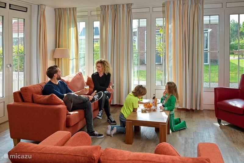 Vakantiehuis Nederland, Zuid-Holland, Noordwijk Bungalow Tulp en Zee