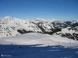 Grootste aaneengesloten skigebied van 650km in Europa