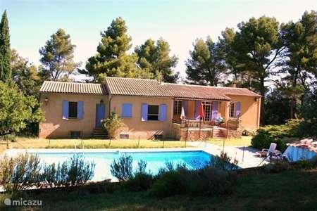 Vakantiehuis Frankrijk, Vaucluse, Roussillon villa la libellule mauve