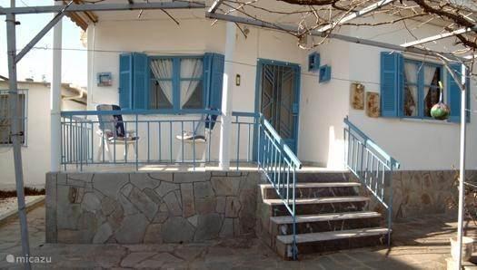Vacation rental Greece, Thessaloniki, Asprovalta Holiday house Spiti Wies