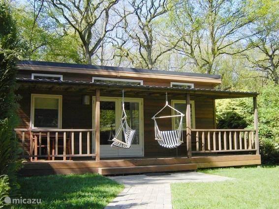 Vakantiehuis Nederland, Drenthe – bungalow Sfeervolle BosBungalow 2
