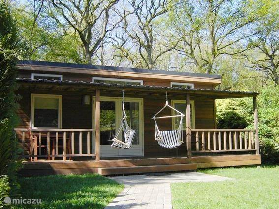 Vakantiehuis Nederland, Drenthe, Wateren Bungalow Sfeervolle BosBungalow 2