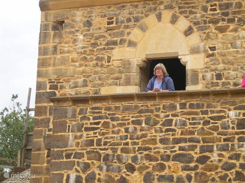 Interesting outings: The castle Guédelon