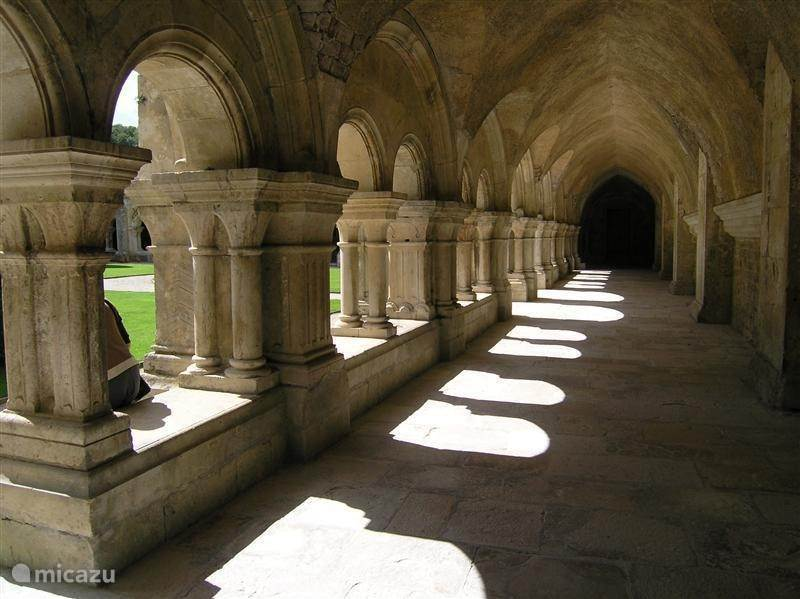 Interesting outings: The Abbey of Fontenay