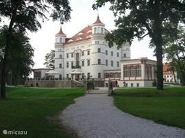 Eén van de 26 kastelen uit de Vallei van Parken en Kastelen