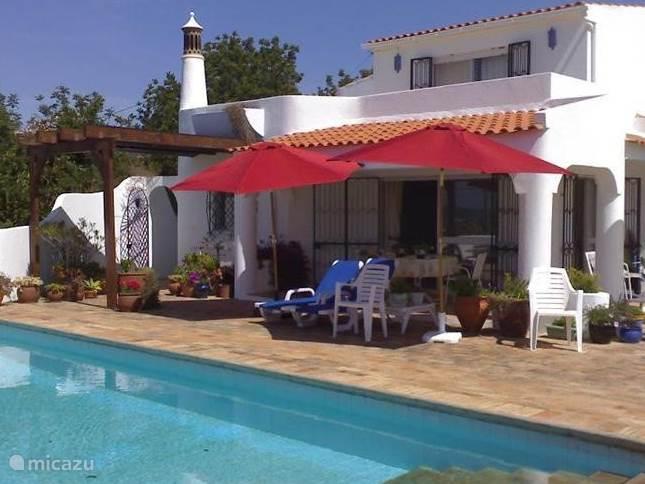 Villa Casa da Arvore Torta met het zwembad