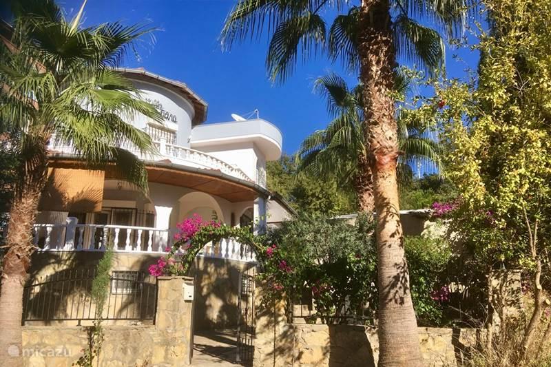 Vakantiehuis Turkije, Turkse Rivièra, Avsallar Villa Villa Dana