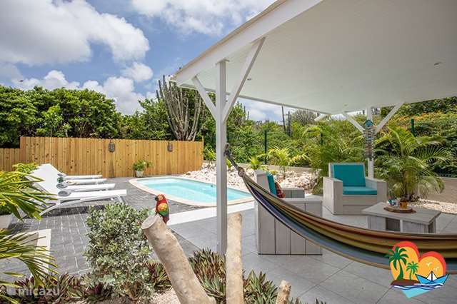 Vacation rental Curaçao, Curacao-Middle, Willemstad - holiday house Saliña Tropische Woning
