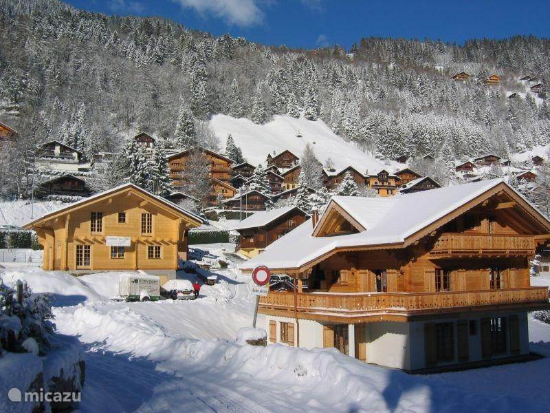 Vakantiehuis Zwitserland, Wallis, Champéry - chalet La Champerolaine