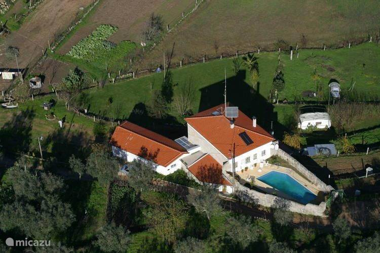 Vakantiehuis Portugal, Beiras, Vale de Igreja appartement Quinta O Bom Ambiente B