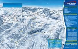 Winterkaart Rauriserdal