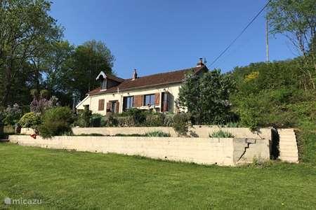 Vakantiehuis Frankrijk, Côte-d'Or, Manlay - boerderij Vismoux