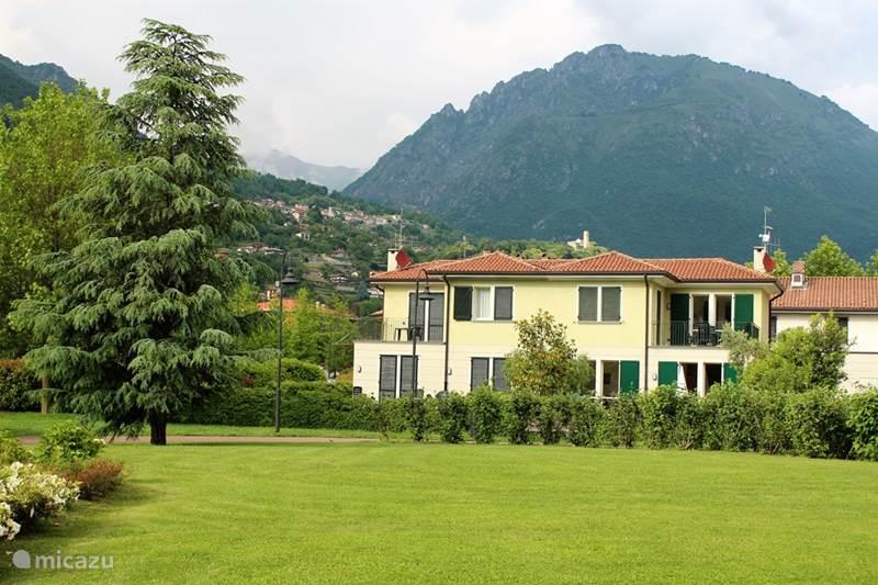 Vakantiehuis Italië, Italiaanse Meren, Porlezza Villa Villa Rosa 1