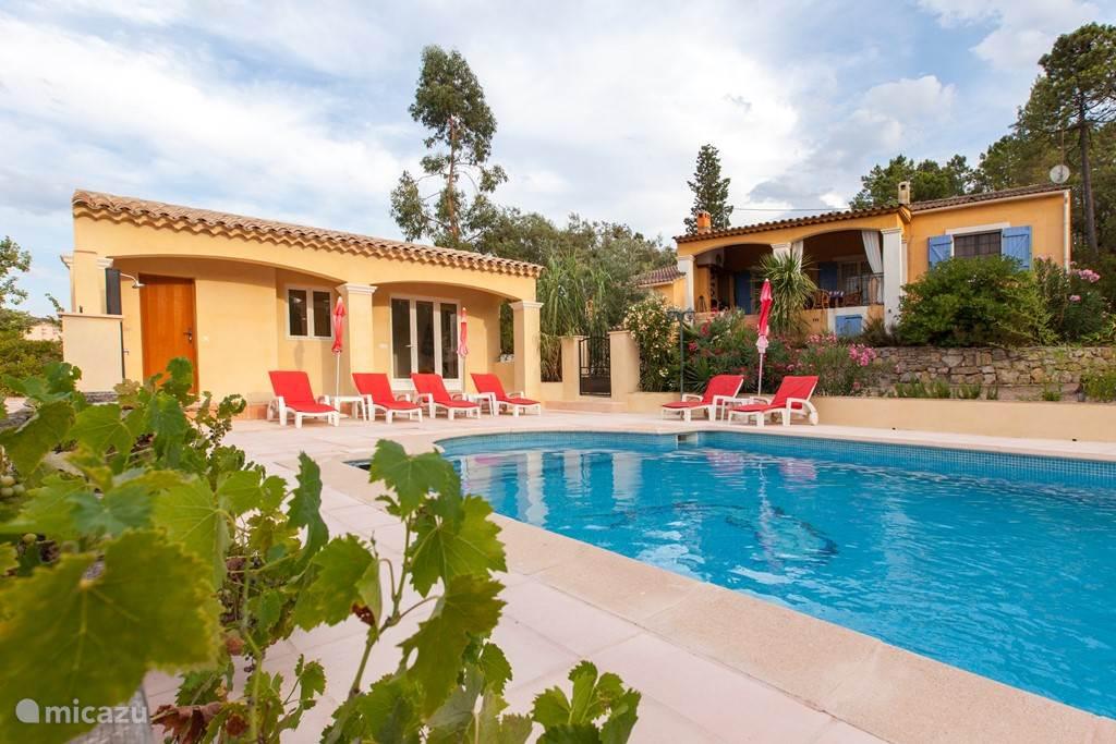 Ferienwohnung Frankreich, Provence, Vidauban villa C `est La Vie