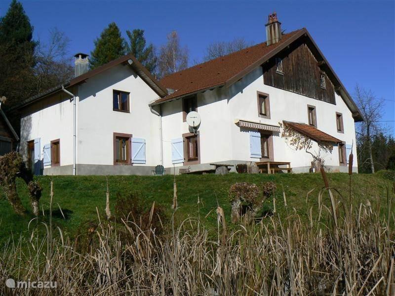 Vakantiehuis Frankrijk, Vogezen, Le Thillot - boerderij Belle Foret