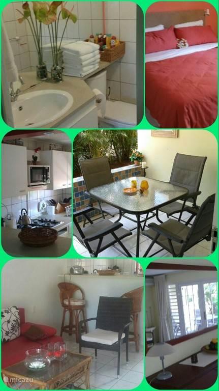 Vakantiehuis Curaçao, Banda Ariba (oost), Seru Coral Appartement Seru Coral 142