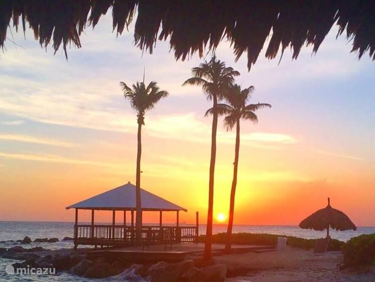 Betoverende zonsondergangen.....