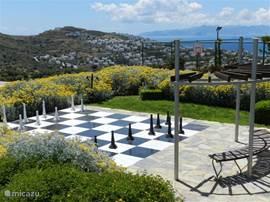 groot schaakspel