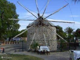 Yalikavak windmolen