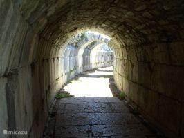 Milete, doorgang naar theater